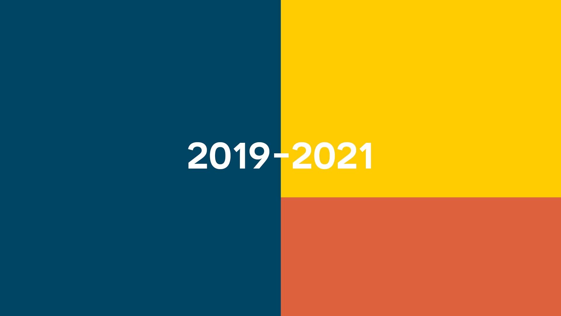 Logotypes 2019-2021